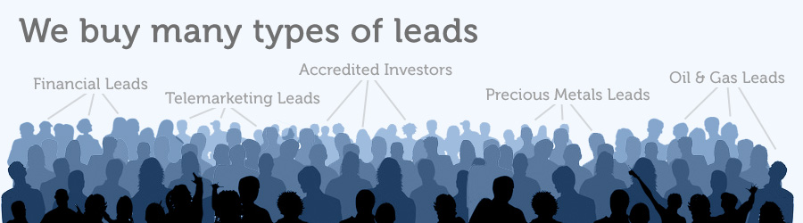 We Buy Leads